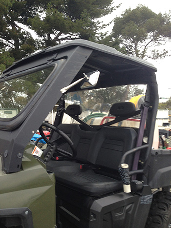 Utility Terrain Vehicle Side Mirror